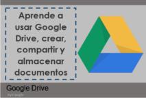 aprender a usar google drive